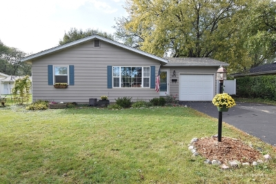 North Aurora Single Family Home Contingent: 604 West State Street