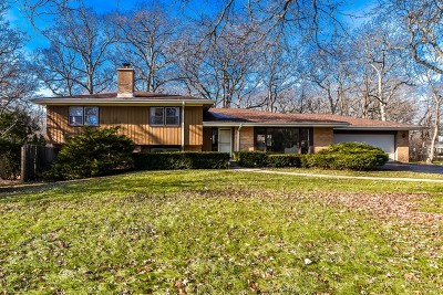 Lake Forest Single Family Home For Sale: 1172 Timber Lane