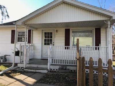 Crete Single Family Home For Sale: 1328 Lumber Street