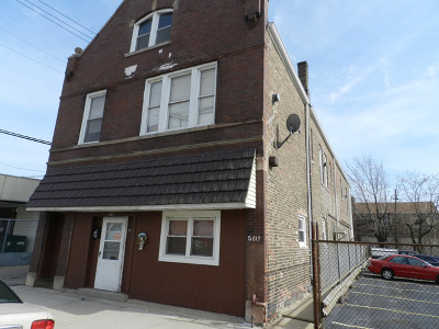 Chicago Multi Family Home New: 5617 West 63rd Place