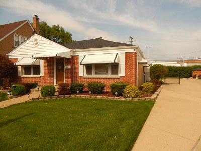 Franklin Park Single Family Home For Sale: 3342 Ernst Street