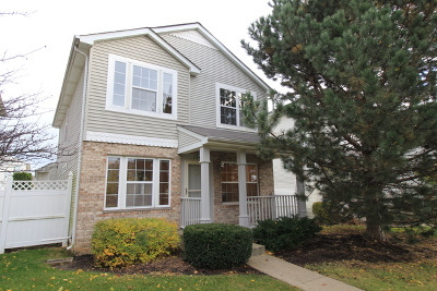 Romeoville Single Family Home New: 174 Mountain Laurel Court