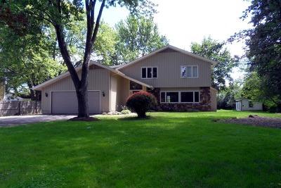 Winfield  Single Family Home For Sale: 28w453 Garys Mill Road