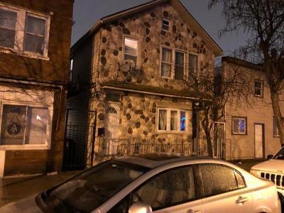 Chicago IL Multi Family Home Price Change: $399,000