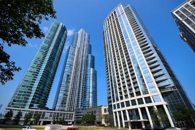 Chicago Condo/Townhouse New: 1235 South Prairie Avenue #3301
