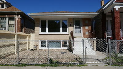 Chicago Single Family Home New: 5251 South Campbell Avenue