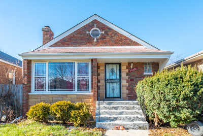 Chicago Single Family Home New: 10424 South Normal Avenue