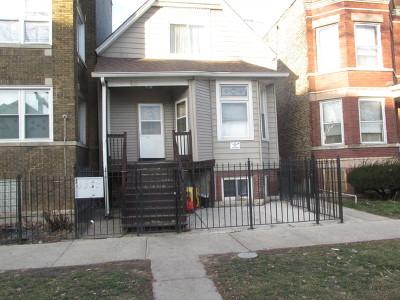 Chicago Multi Family Home New: 4928 West Van Buren Street
