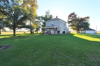 Morris Single Family Home For Sale: 8205 Middle Road