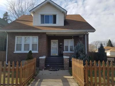 Cook County Single Family Home New: 532 Forsythe Avenue