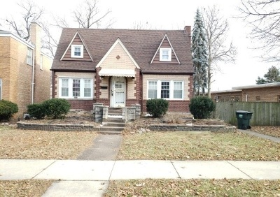 Cook County Single Family Home New: 419 Bohland Avenue