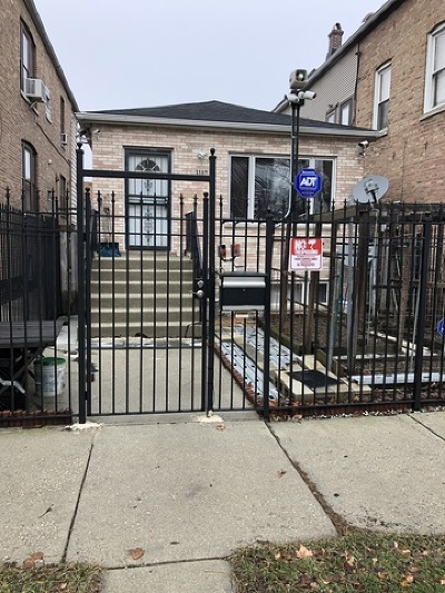 Cook County Single Family Home New: 3102 West 44th Street
