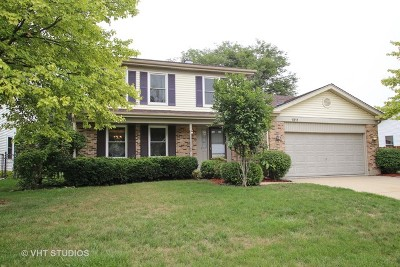 Buffalo Grove Single Family Home Contingent: 1211 Lockwood Drive