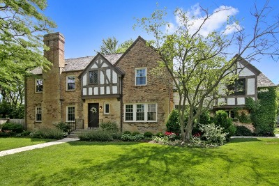 Winnetka Single Family Home For Sale: 455 Berkeley Avenue