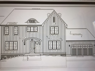 Burr Ridge Single Family Home New: 9101 Oak Grove Avenue