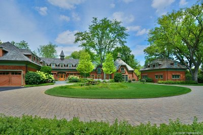 Lake Forest Single Family Home For Sale: 606 Tiverton Road