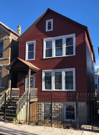 Multi Family Home Price Change: 2237 South Sacramento Avenue