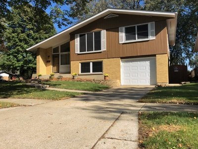 Oak Forest, Orland Hills, Orland Park, Palos Heights, Palos Hills, Palos Park, Tinley Park Rental For Rent: 16485 Brenden Lane