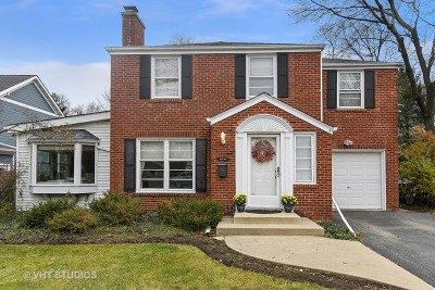 Northbrook Single Family Home For Sale: 1042 Briarwood Lane