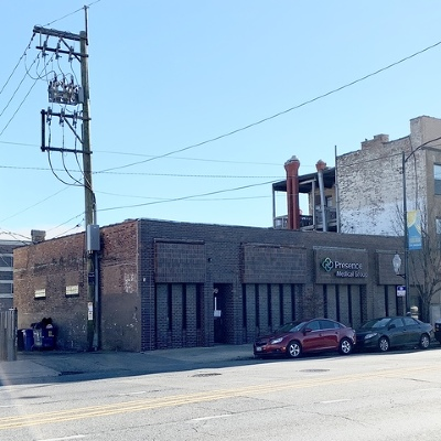 Chicago Residential Lots & Land For Sale: 809 North Western Avenue