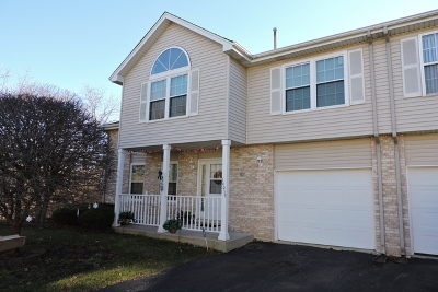 Orland Park Condo/Townhouse For Sale: 16019 Laurel Drive