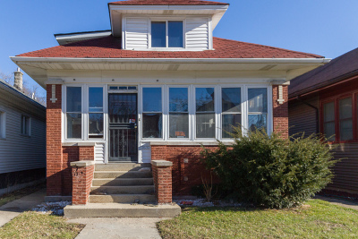 Single Family Home Re-Activated: 7631 South Oglesby Avenue