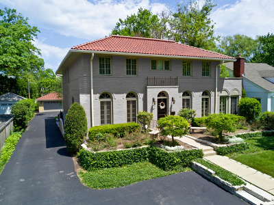 Winnetka Single Family Home For Sale: 495 Willow Road