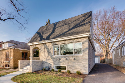Evanston Single Family Home For Sale: 1623 South Boulevard