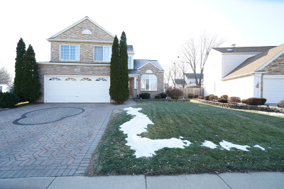 Bartlett Single Family Home For Sale: 1493 Golf View Drive