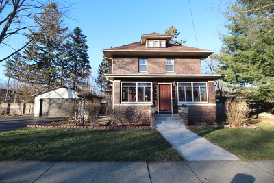 Batavia Single Family Home Price Change: 511 East Wilson Street