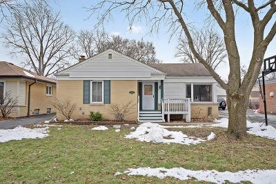 Arlington Heights Single Family Home New: 1159 North Hickory Avenue