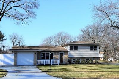 Woodridge Single Family Home Price Change: 7760 Catalpa Avenue