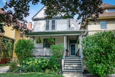 Oak Park Single Family Home For Sale: 1032 Superior Street