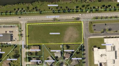 Romeoville Residential Lots & Land For Sale: 700 West Normantown Road