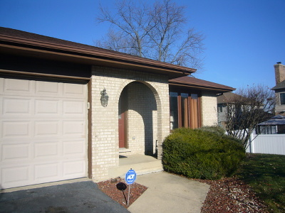 Woodridge Single Family Home New: 2532 Kelly Drive