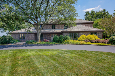 Oak Brook Single Family Home For Sale: 12 Victoria Court