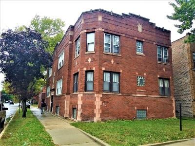 Chicago IL Multi Family Home New: $117,000