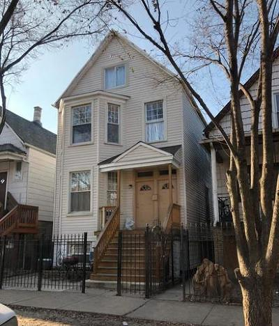 Chicago IL Multi Family Home New: $299,900