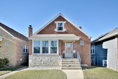 Chicago IL Single Family Home New: $269,900