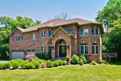Libertyville Single Family Home For Sale: 1561 Thorneberry Court