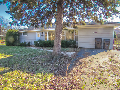 Northbrook Single Family Home For Sale: 1935 Oakwood Road