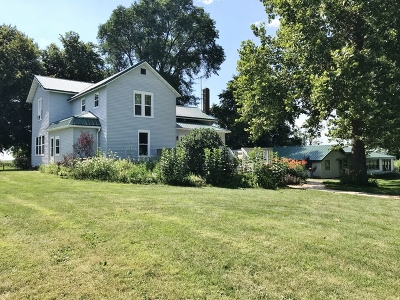 Elburn Single Family Home For Sale: 47w836 Main Street Road