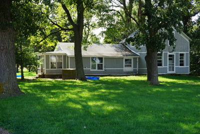 Wilmington Single Family Home For Sale: 20139 Manteno Road