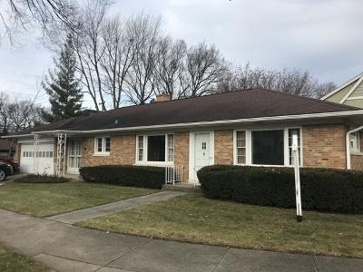 Elmhurst Single Family Home Price Change: 451 West Elm Park Avenue