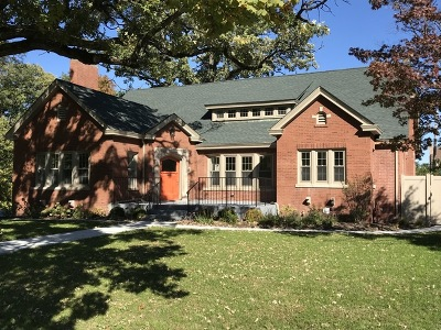 Chicago Single Family Home For Sale: 9137 South Pleasant Avenue South