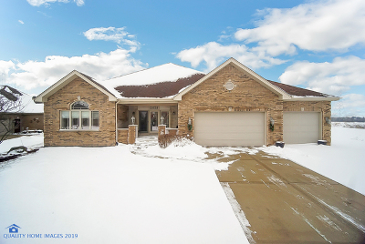 Frankfort Single Family Home For Sale: 22638 Hunters Trail