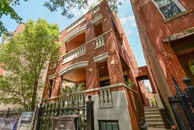 Condo/Townhouse For Sale: 2145 North Racine Avenue #201