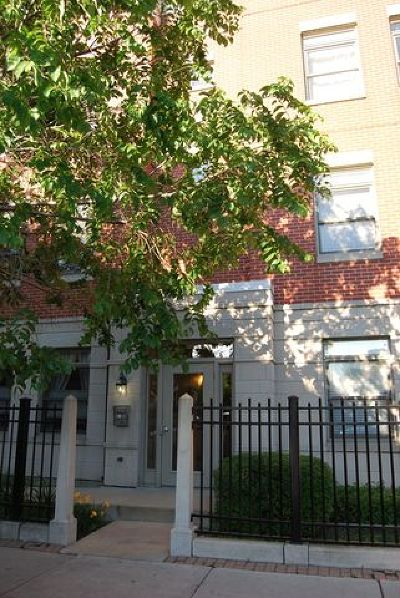 Rental For Rent: 1431 South Halsted Street #3A