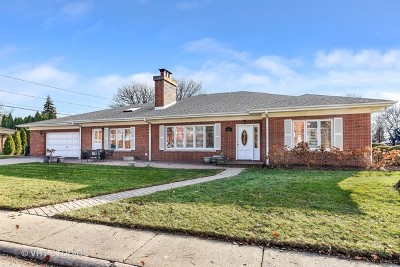 Lincolnwood Single Family Home For Sale: 6557 North Kilpatrick Avenue
