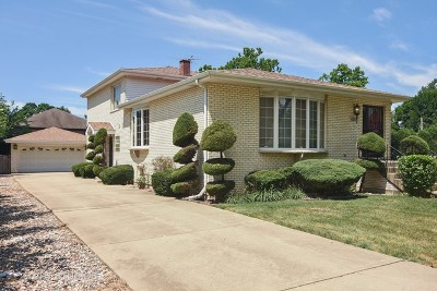 Arlington Heights Single Family Home For Sale: 606 South Arlington Heights Road